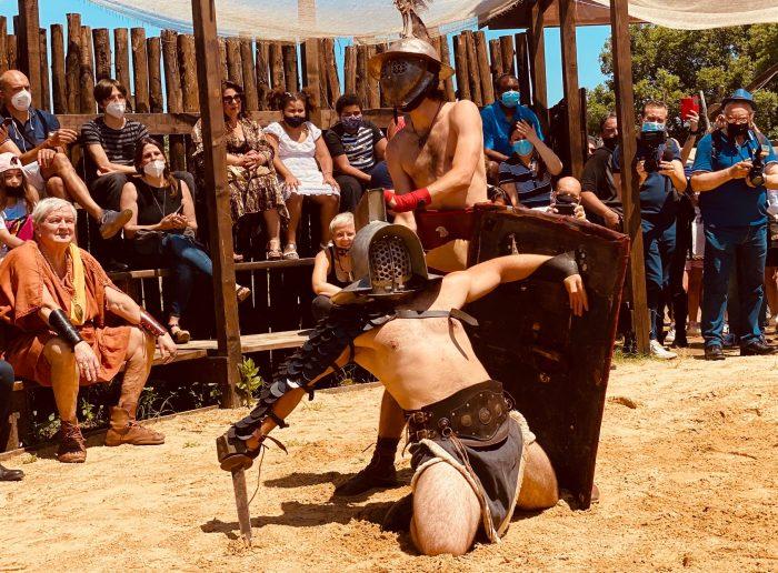 gladiatori roma world
